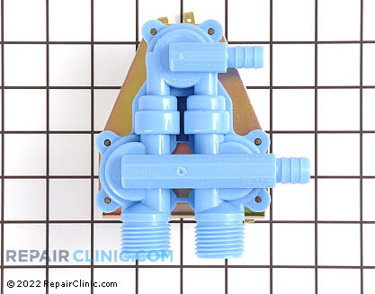 Washer/Dryer Combo Dispenser Valves