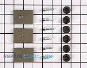 Brake Pads - Part # 822989 Mfg Part # R9900543