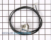 Disc, thermostat - Part # 389388 Mfg Part # 11046705