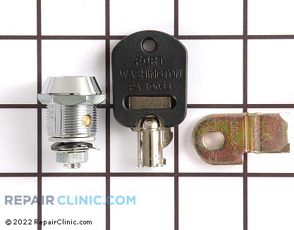 Coin Box Lock (OEM)  4396668