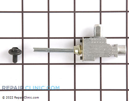 Surface Burner Valve (OEM)  12002279