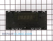 Clock, electronic - Part # 342744 Mfg Part # 0305778