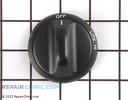 Control Knob Y07708202       Main Product View