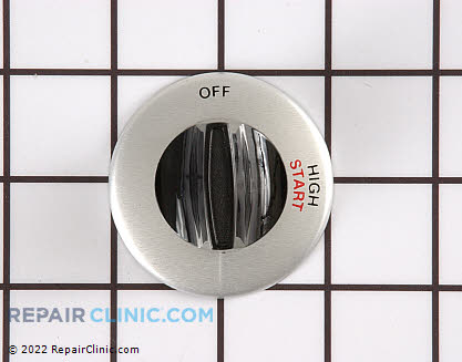 Control Knob 7733P005-60     Main Product View