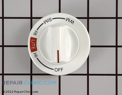 Admiral Stove Control Knob