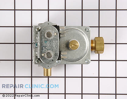 Speed Queen Washer Gas Valve Assembly