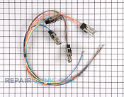 Element Receptacle and Wire Kit - Part # 493891 Mfg Part # 316001725