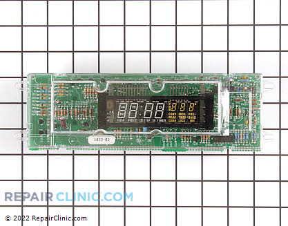 Oven Control Board (OEM)  62707