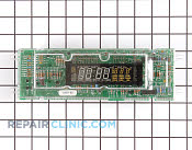Oven Control Board - Part # 755680 Mfg Part # 62707