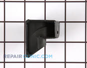 Door Baffle - Part # 1491 Mfg Part # 2045-0005
