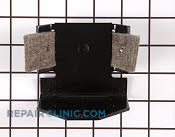 Drum Slide, Glide, or Pad - Part # 1931 Mfg Part # WE13X93