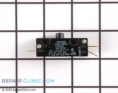 Lid Switch Assembly 27612           Main Product View