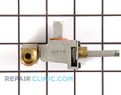 Surface Burner Valve - Part # 1239757 Mfg Part # Y0301732