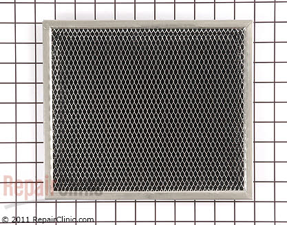 Charcoal Filter WB02X10700 Main Product View