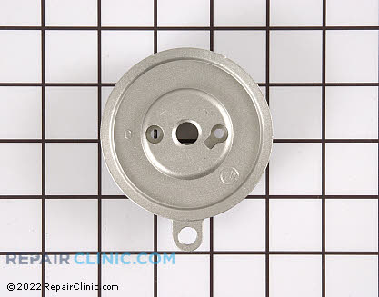 Surface Burner Base (OEM)  WB16T10033 - $13.20