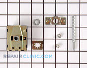 Fan Switch - Part # 2409 Mfg Part # 484308
