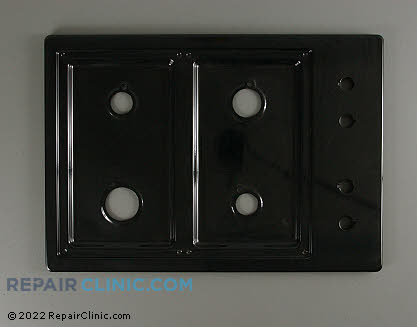 Metal Cooktop 36418BP         Main Product View
