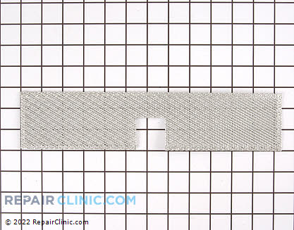 Grease Filter W10323318 Main Product View