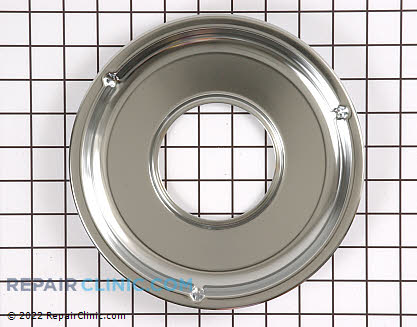 9 Inch Gas Burner Drip Bowl (OEM)  332299 - $6.00