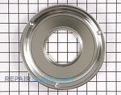 9 Inch Gas Burner Drip Bowl - Part # 2480 Mfg Part # 332299