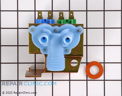 Water Inlet Valve WR57X88 Main Product View
