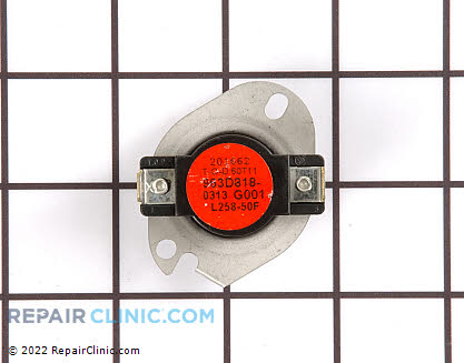 Hotpoint Dryer High Limit Thermostat