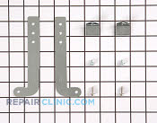 Installation Kit - Part # 1194655 Mfg Part # 9870118A