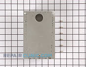 Waveguide - Part # 1036114 Mfg Part # 485961