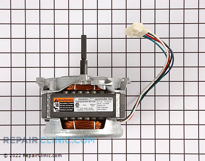 Dishwasher Circulation and Drain Pump Motors