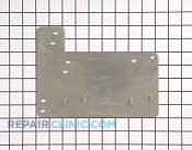 Mounting plate, s.s. - Part # 663598 Mfg Part # 61001596