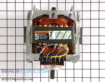 Drive Motor 8529935 Main Product View
