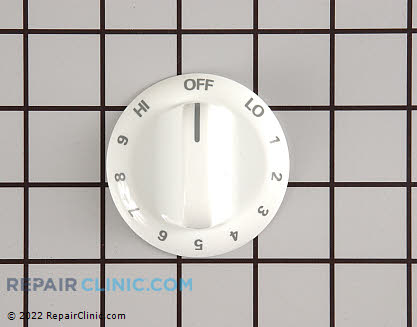 Control Knob 316108900       Main Product View