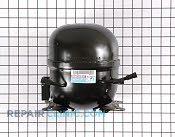 Compressor, r134a system, w/electricals - Part # 637264 Mfg Part # 5303917933