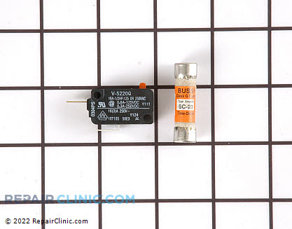 Micro Switch 4365543 Main Product View