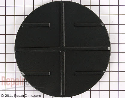 Base Plate 4455109 Main Product View