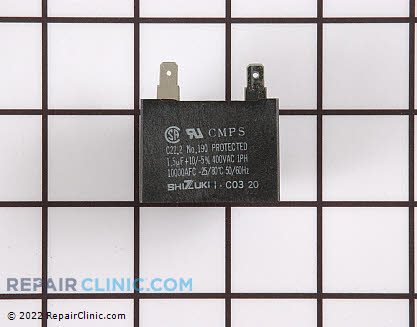 Ge Capacitor
