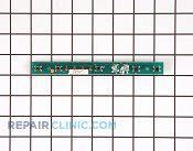 Main Control Board - Part # 1061809 Mfg Part # 487412