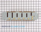 Relay Board - Part # 529275 Mfg Part # 3407134
