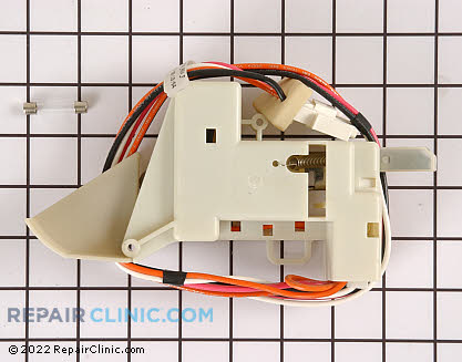 Jenn Air Lid Switch & Fuse Assembly