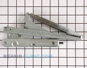 Oven Door Hinge - Part # 498731 Mfg Part # 3178298