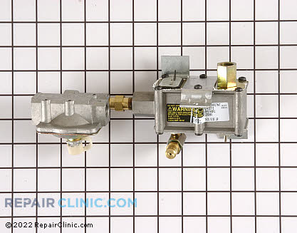 Oven Valve and Pressure Regulator (OEM)  3196891