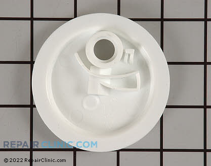 Detergent Dispenser Cover (OEM)  WD16X297 - $13.20
