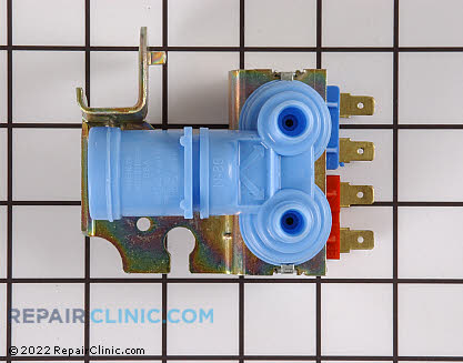 Water Inlet Valve (OEM)  WR57X10006 - $53.70