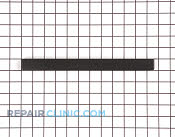 Outer pad - Part # 291836 Mfg Part # WR12X704