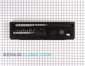 Control  Panel - Part # 272820 Mfg Part # WD34X1060