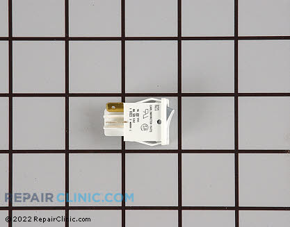 Rocker Switch (OEM)  WB24T10043 - $9.35