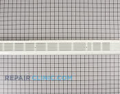Grille assembly (wht) - Part # 646241 Mfg Part # 54001126