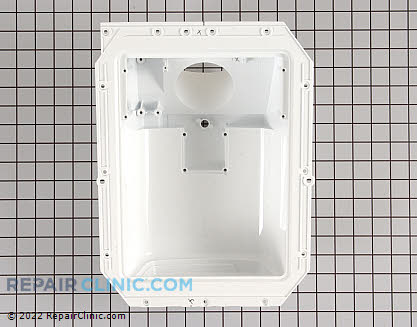 RCA Refrigerator Dispenser Housing