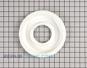 Bowl, drip  (white) - Part # 585193 Mfg Part # 4381521