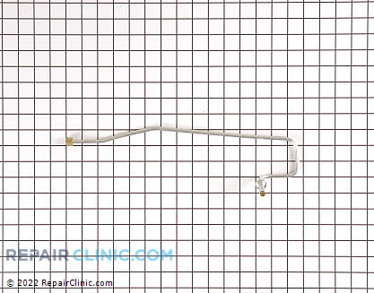 Gas Tube or Connector (OEM)  WB28K189 - $35.40